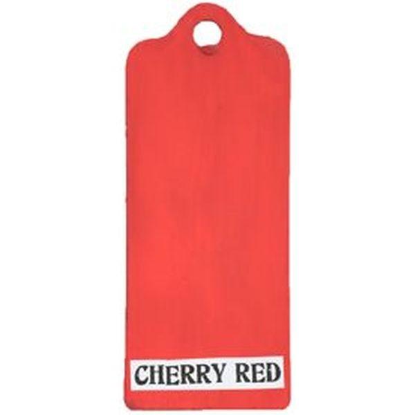 Fresco Finish Cherry Red - Translucent