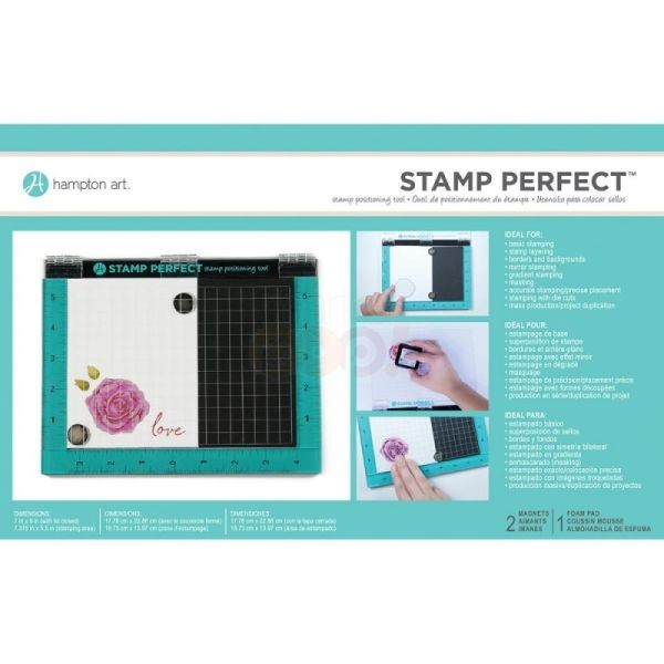 Hampton Art Stamp Perfect Tool