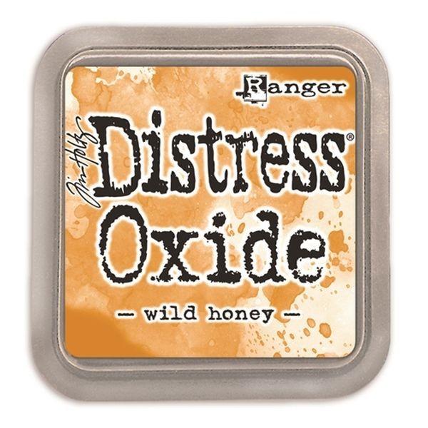 Tim Holtz Distress Oxide Pad Wild Honey