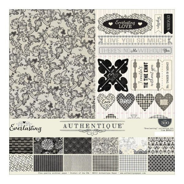 Authentique Everlasting Collection Kit