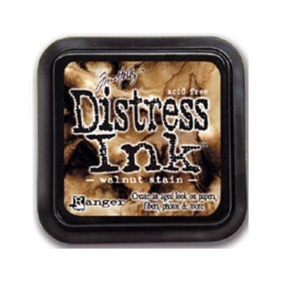 Distress Pad Walnut Stain