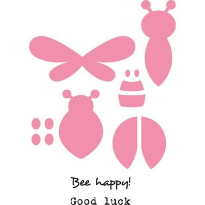 Marianne D Collectables Ladybug & Bee