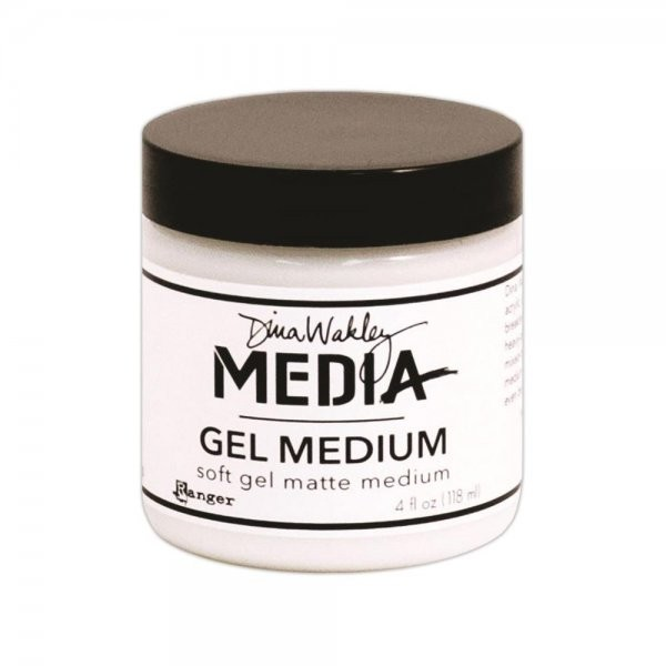 Dina Wakley Media Gel Medium Matte
