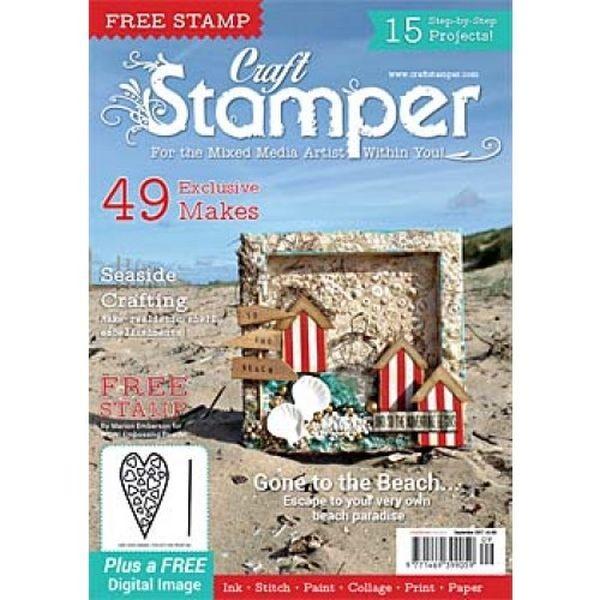 Craft Stamper September 2017