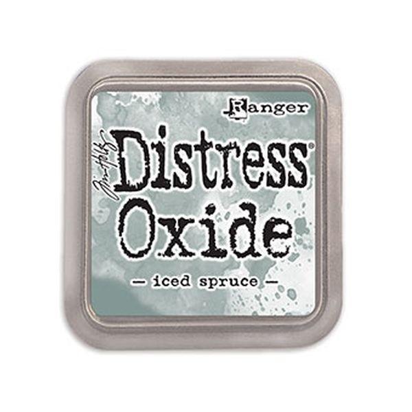 Tim Holtz Distress Oxide Pad Iced Spruce