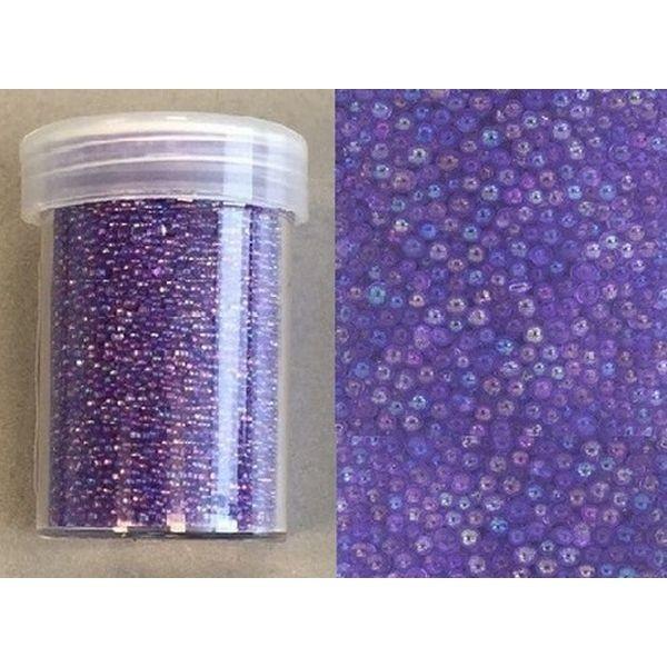 Mini Pearls Rainbow Lilac
