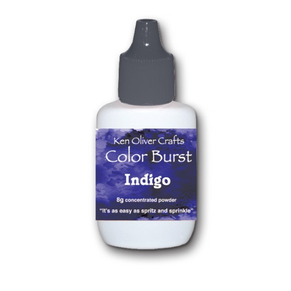 Ken Oliver Crafts Color Burst Indigo