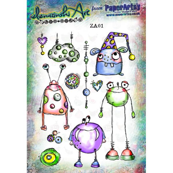 Paper Artsy Zinski Art 01