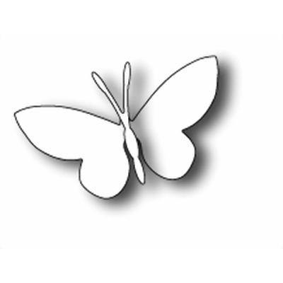 Memory Box Die Moonlight Butterfly