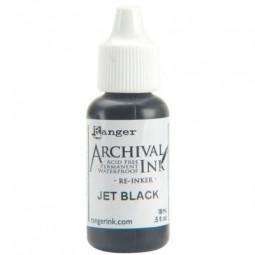 Ranger Archival Reinker Jet Black