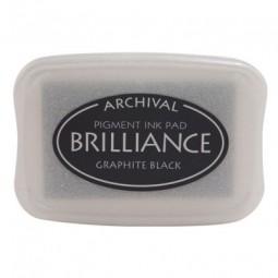 Brilliance Pad Graphite Black