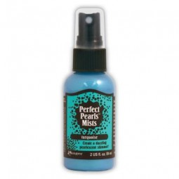 Perfect Pearls Mists Turquoise