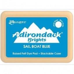 Adirondack Dye Ink Pad Brights Sailboat Blue