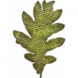Paper Artsy Die Oak Leaf Large