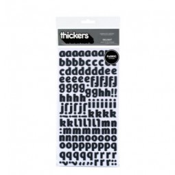 AC Thickers Fabric Delight - Black