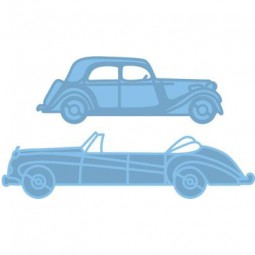 Marianne D Creatables Classic Cars