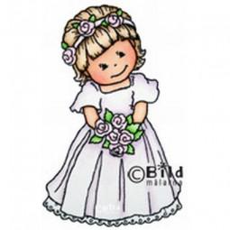 Bildmalarna Bridesmaid