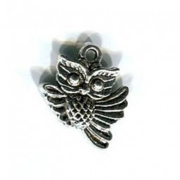 Bildmalarna Metal Charms Owl