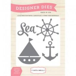 Carta Bella Designer Dies Sea Ship Anchor-Copy