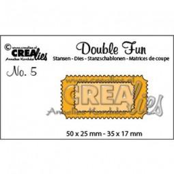 CreaLies Double Fun No. 05 Tickets
