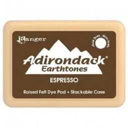 Adirondack Dye Ink Pad Earthtones Espresso