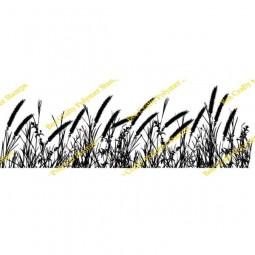Bee Crafty Backdrops Borders Grasses