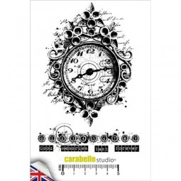 Carabelle Studio Tampon Art Stamp A6 Good Memories