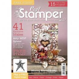 Craft Stamper Mai 2017