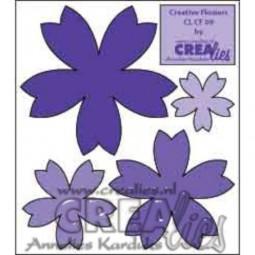 CreaLies Creative Flowers No. 09