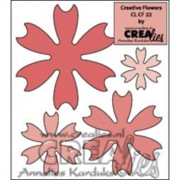 CreaLies Creative Flowers No. 22