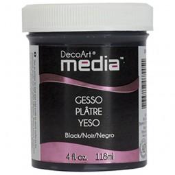 Deco Art Media Gesso Black