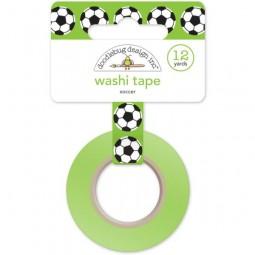 Doodlebug Design Washi Tape Goal!! Soccer Balls