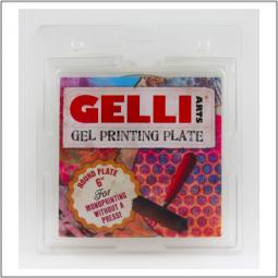 Gelli Plate Round 6x6