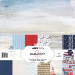 Kaisercraft Paper Pack 12x12 Sail Away