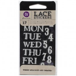 Prima Day to Day Lace Stickers