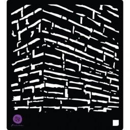 Prima Marketing Designer Stencil 6x6 The Wall
