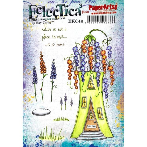 Paper Artsy Eclectica by Kay Carley 40
