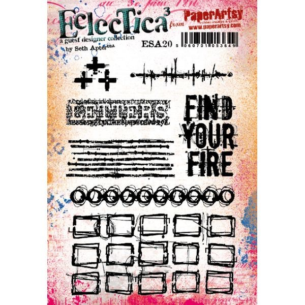 Paper Artsy Eclectica by Seth Apter 20