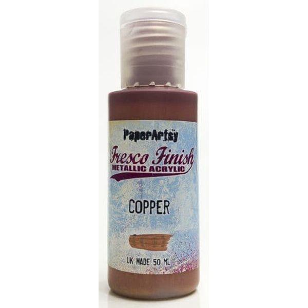 Fresco Finish Metallics Copper