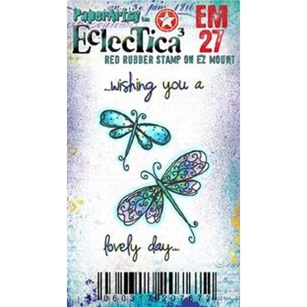 Paper Artsy Eclectica by Kay Carley Mini 27