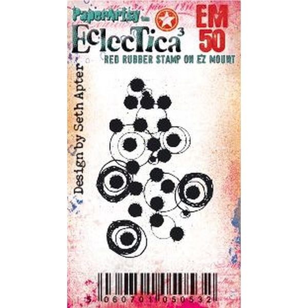 Paper Artsy Eclectica by Seth Apter Mini 50