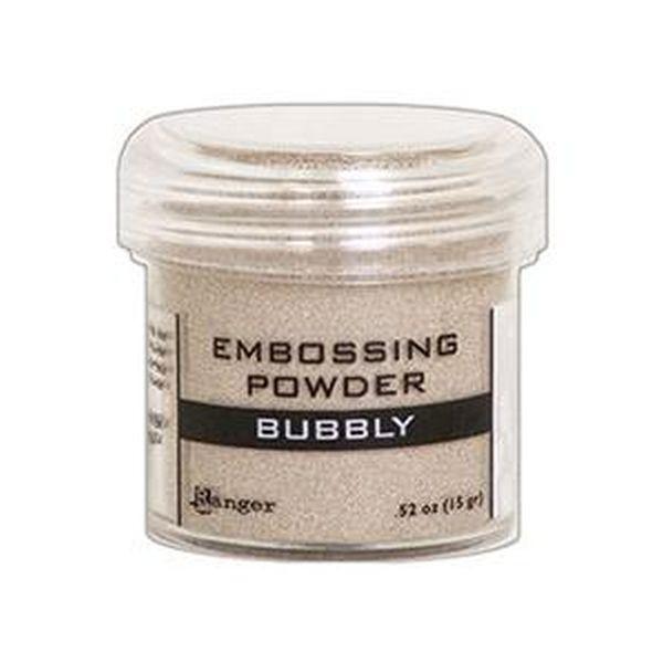 Ranger Metallics Embossingpowder Bubbly