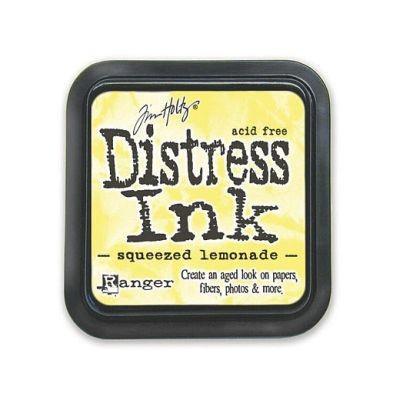 Distress Pad Squeezed Lemonade