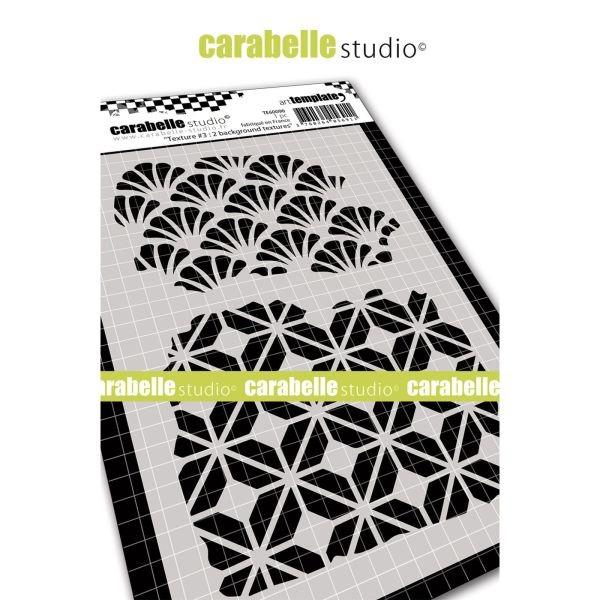 Carabelle Studio Art Template A6 2 Background Textures