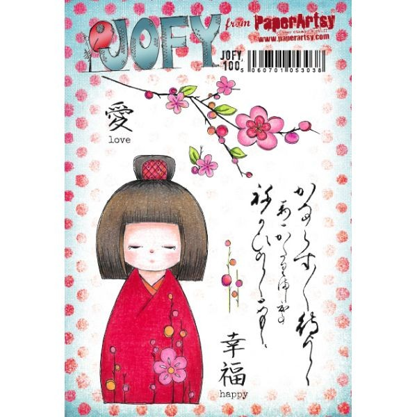 Paper Artsy JOFY Plate 100