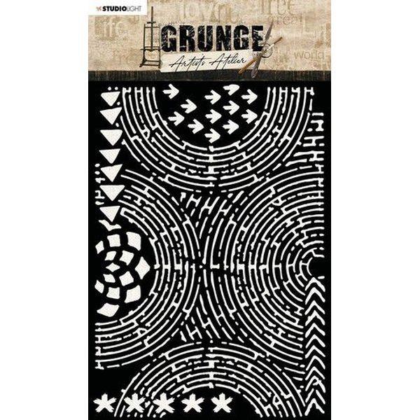 Studio Light Grunge Artist´s Atelier Mask No. 14