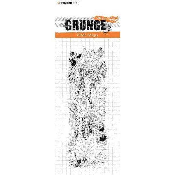 Studio Light Grunge Collection Clearstamps No. 499
