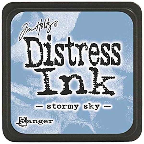 Distress Ink Mini Pad Stormy Sky