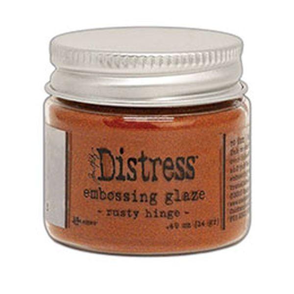 Tim Holtz Distress Embossing Glaze Rusty Hinge