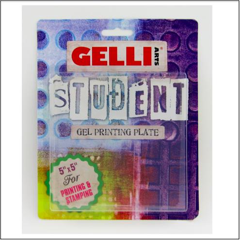 Gelli Plate Student 5x5